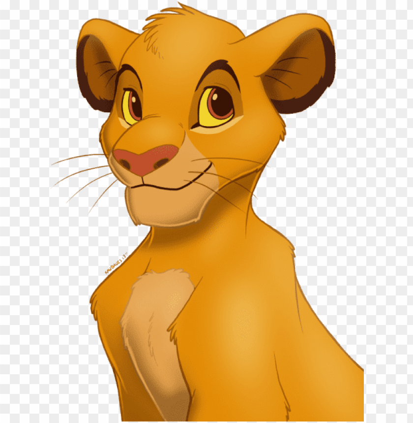 free PNG download lion king clipart png photo - lion king simba PNG image with transparent background PNG images transparent