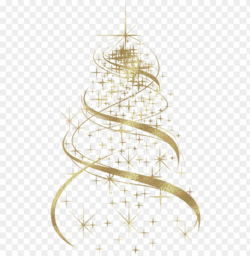 Png Christmas Decorations.Download Transparent Golden Tree Decoration Png
