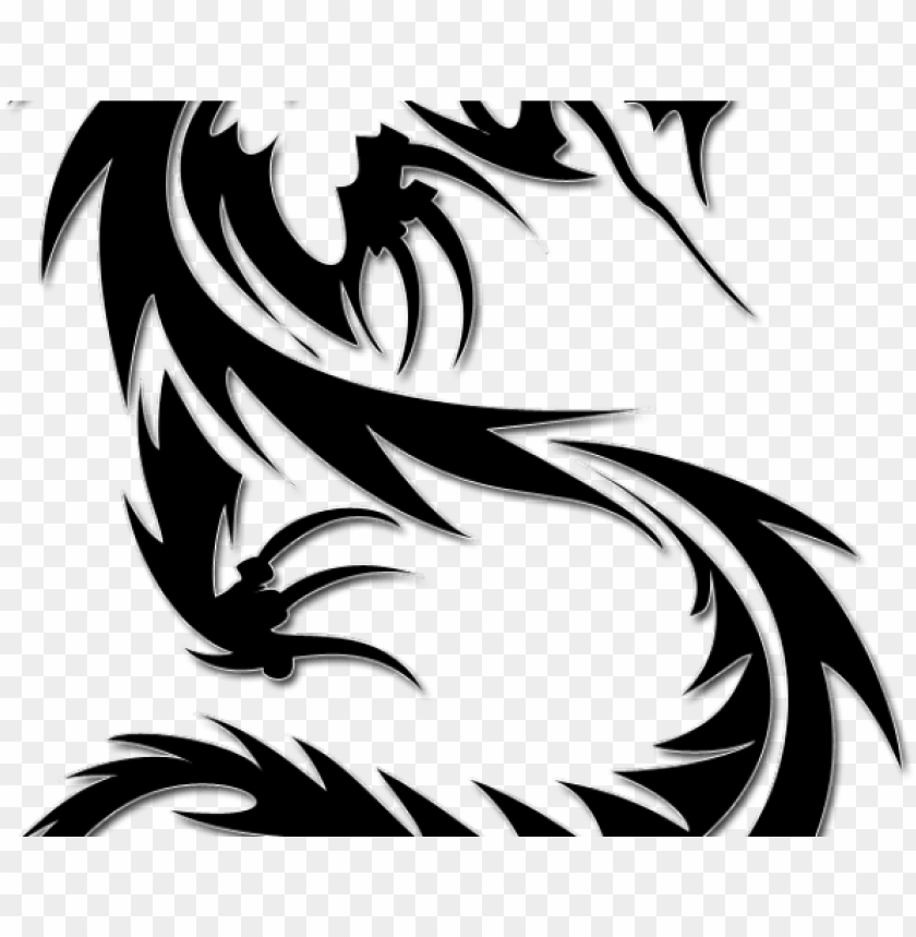 free PNG dragon tattoos clipart face - dragon tattoo photo download PNG image with transparent background PNG images transparent