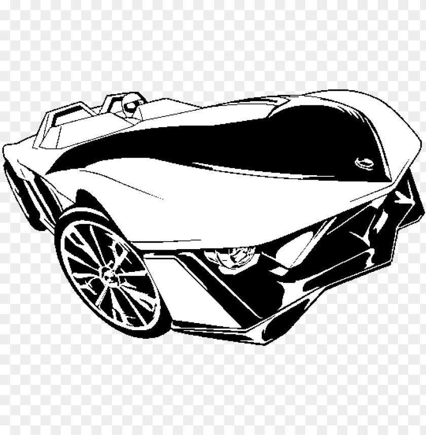 Drawing Hot Wheels 1 Desenho De Carro Da Hot Wheels Para Colorir