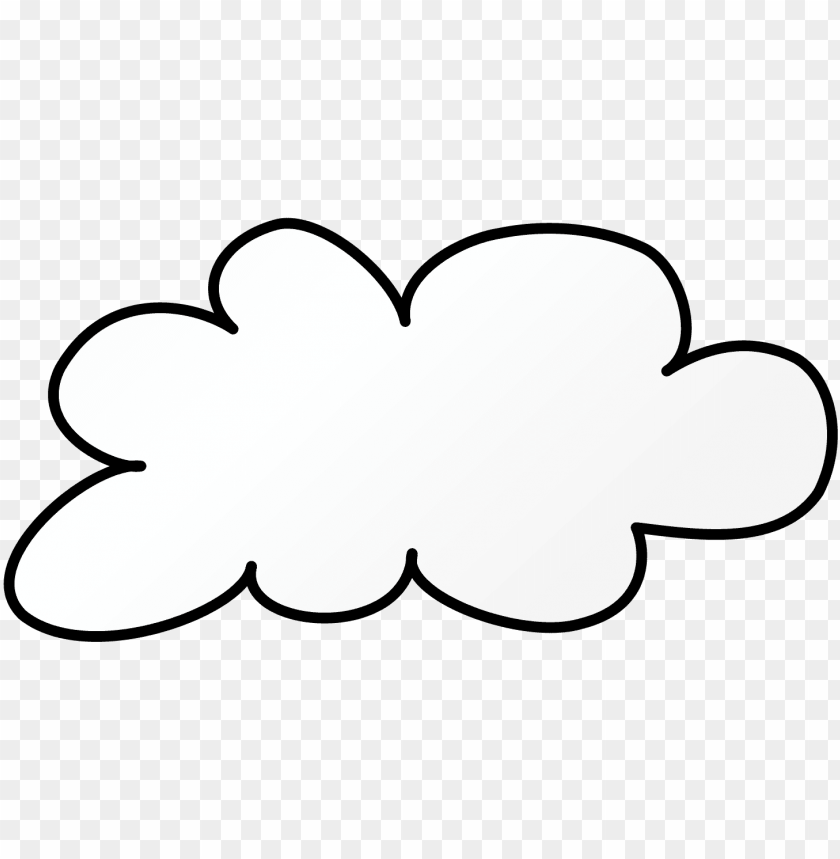 Drawn Cloud Png Cartoon Weather Clip Art Png Image With Transparent Background Toppng