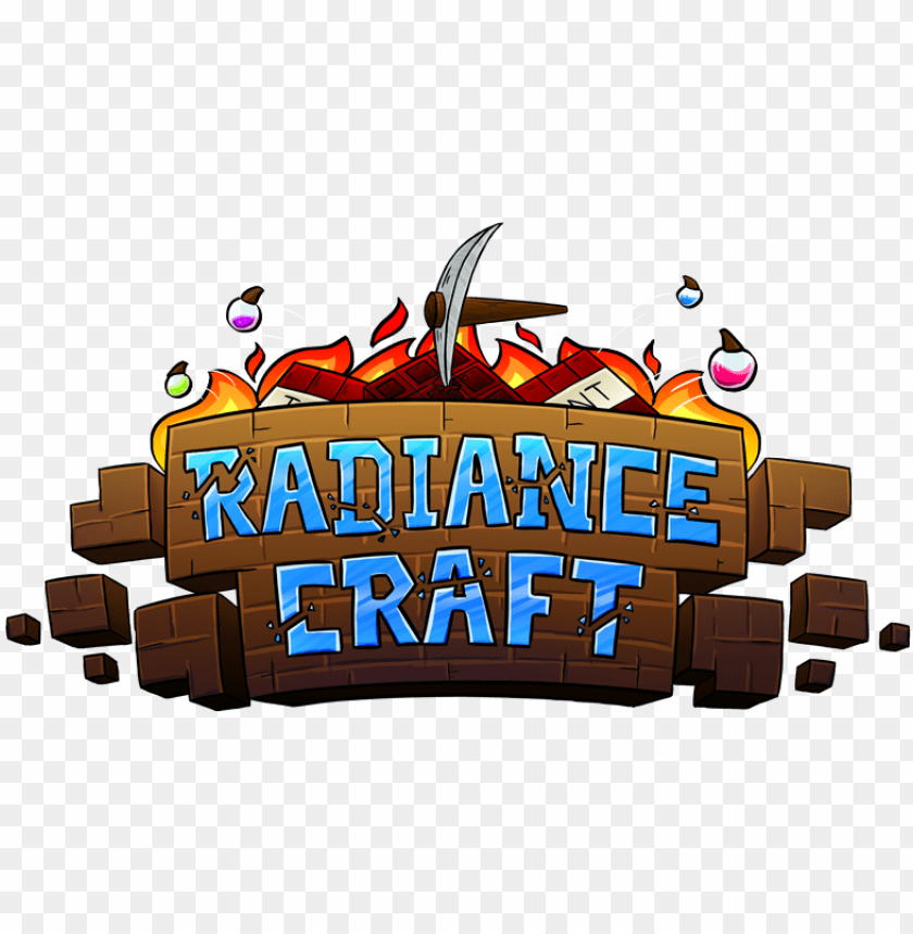 Drawn Log Minecraft Server Logo De Series De Minecraft Png Image