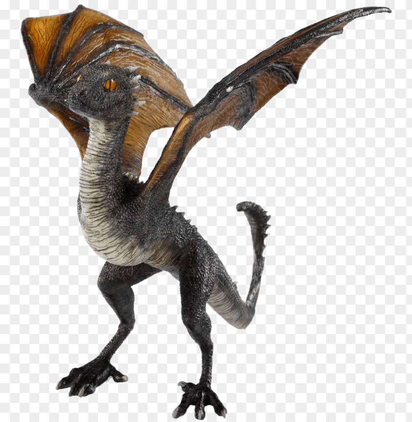 free PNG drogon baby dragon statue PNG image with transparent background PNG images transparent