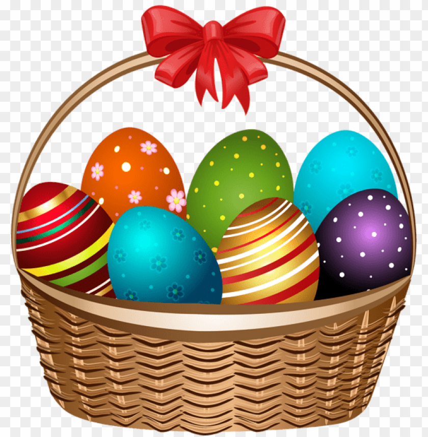 free PNG Download easter basket transparent png images background PNG images transparent