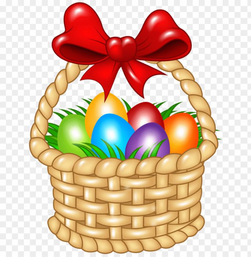 free PNG Download easter basket transparent png images background PNG images transparent