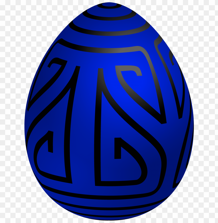 free PNG Download easter blue deco egg  clipart png photo   PNG images transparent