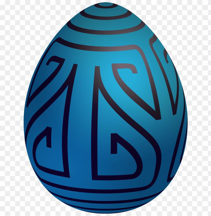 free PNG Download easter blue decorative egg  clipart png photo   PNG images transparent