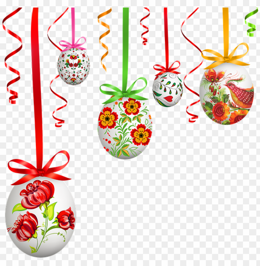 free PNG easter, egg, pysanka, easter eggs - easter hanging egg transparent PNG image with transparent background PNG images transparent