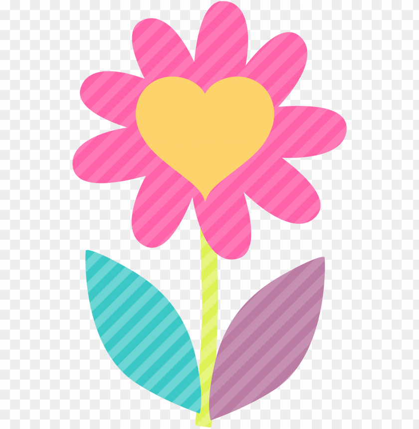 free PNG easter flowers clip art - cute flower clipart PNG image with transparent background PNG images transparent
