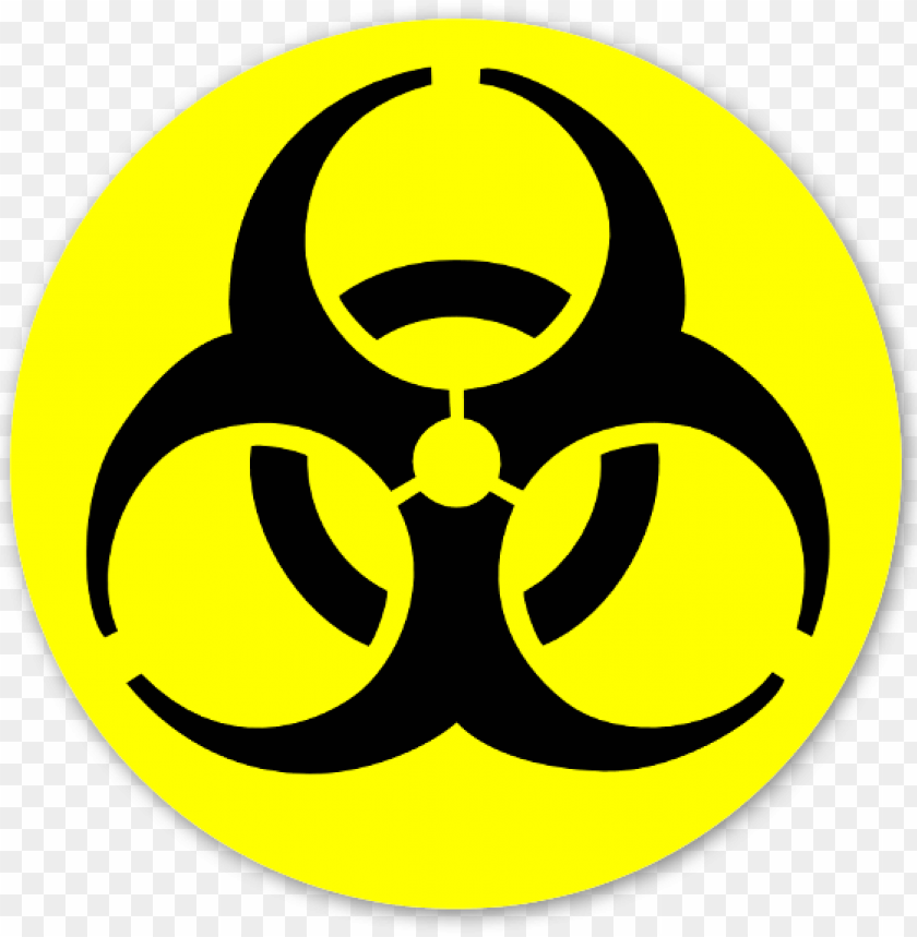 free PNG egatina riesgo biocontaminante - biohazard symbol PNG image with transparent background PNG images transparent