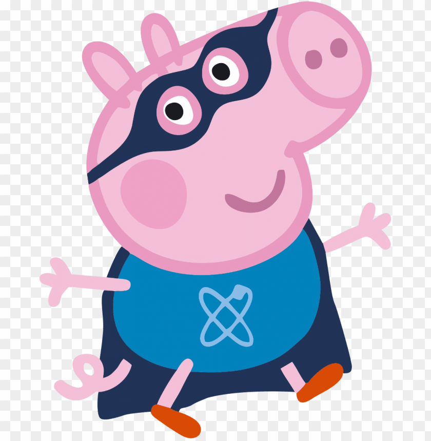 free PNG egga pig, pig png, peppa pig family, george pig, pig - peppa pig george 2 birthday card PNG image with transparent background PNG images transparent