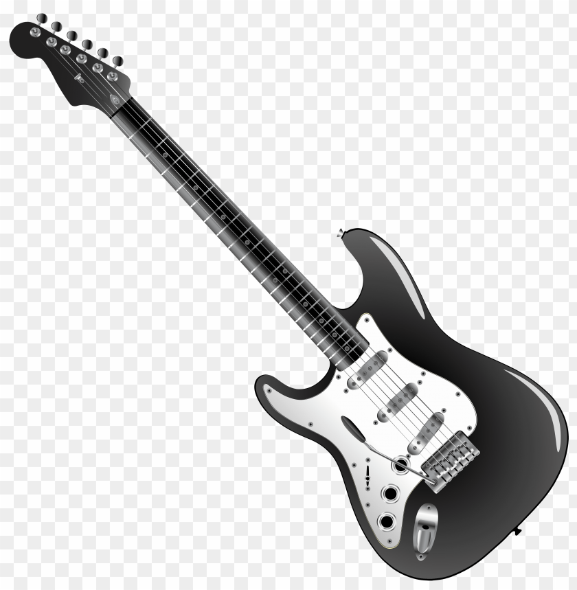 Download Electric Guitar Clipart Png Photo Toppng