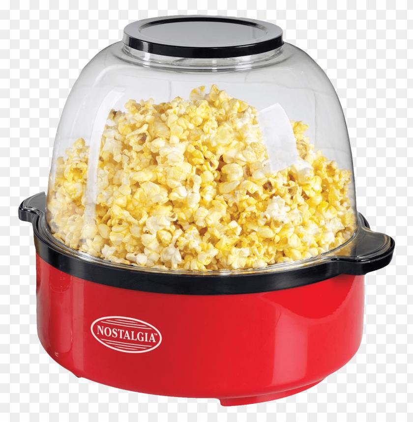 free PNG Electric Popcorn Maker png images background PNG images transparent