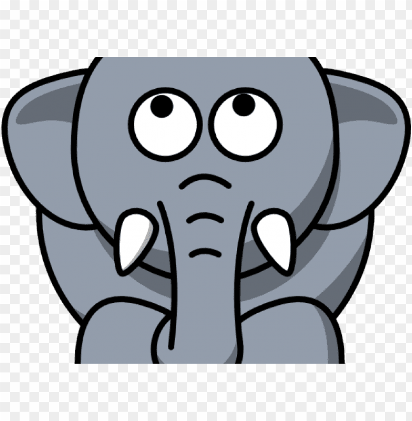 free PNG elephant face PNG image with transparent background PNG images transparent