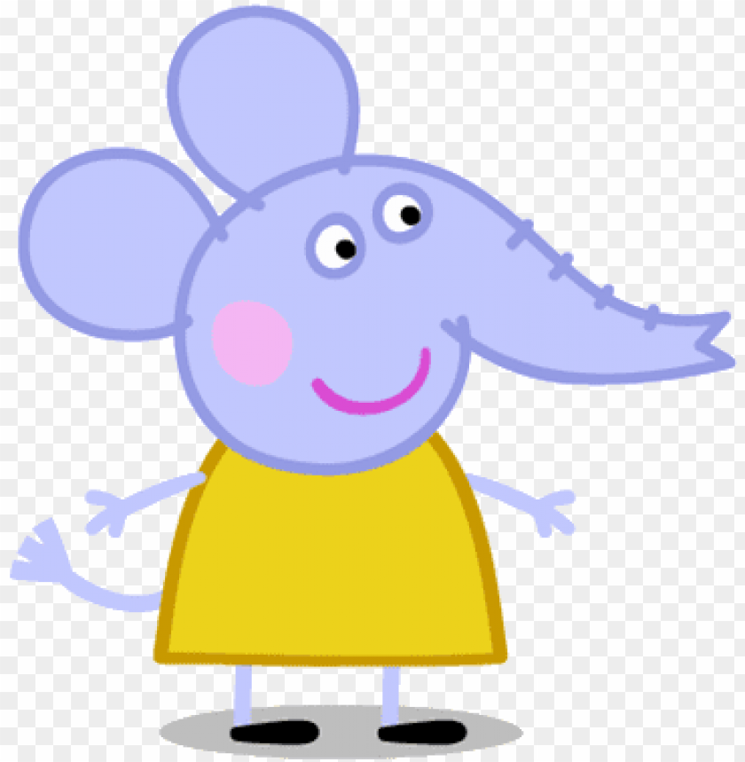 free PNG elephant from peppa pig PNG image with transparent background PNG images transparent