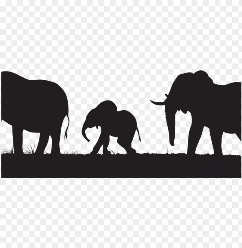 free PNG elephant silhouette PNG image with transparent background PNG images transparent