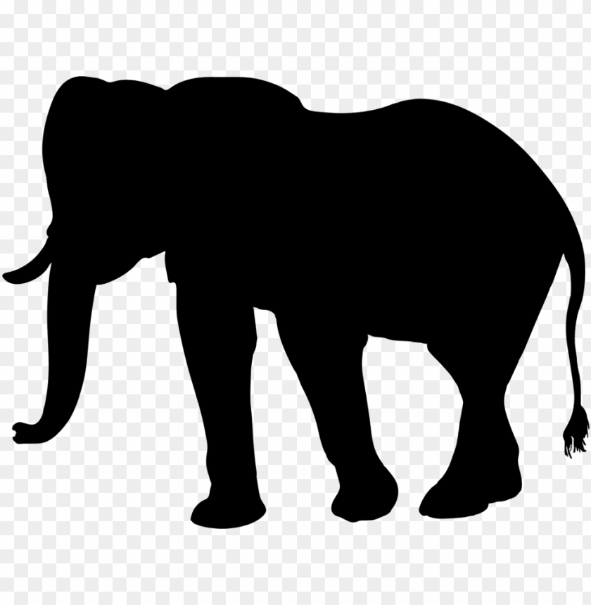 free PNG Download elephant silhouette png images background PNG images transparent