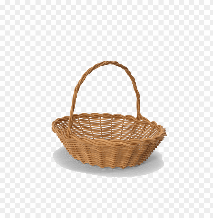 free PNG Download empty easter basket pn clipart png photo   PNG images transparent