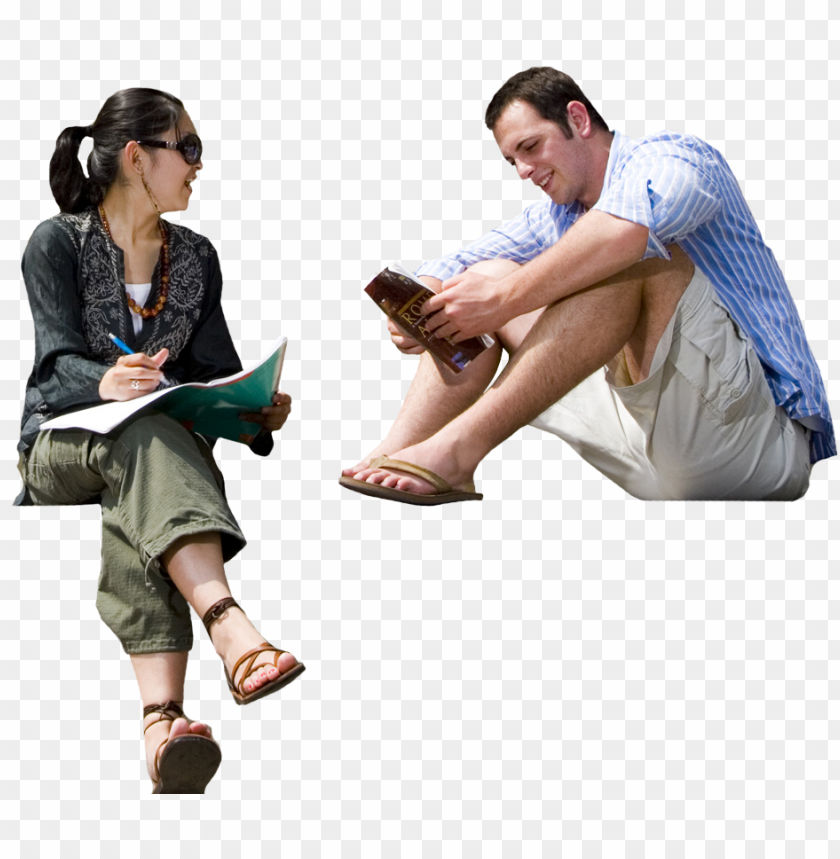 free PNG eople sitting people png, cut out people, people cutout, - people sitting PNG image with transparent background PNG images transparent