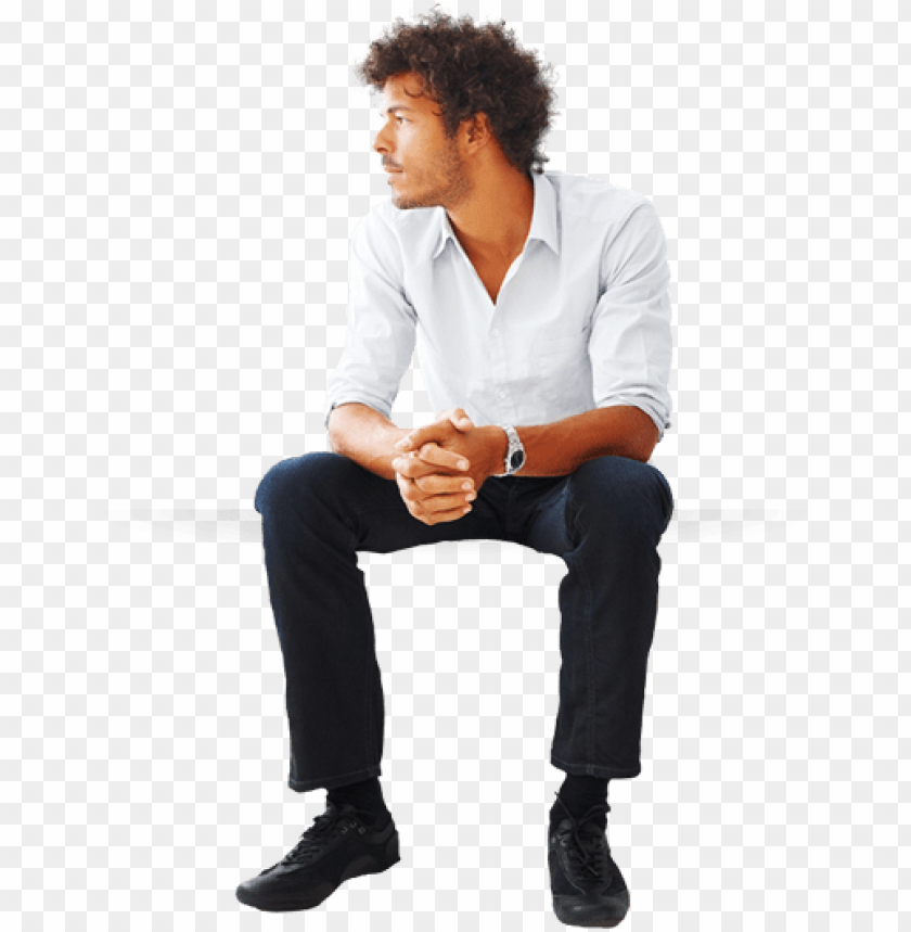 free PNG eople top view, cut out people, people png, tree people, - man sitting PNG image with transparent background PNG images transparent