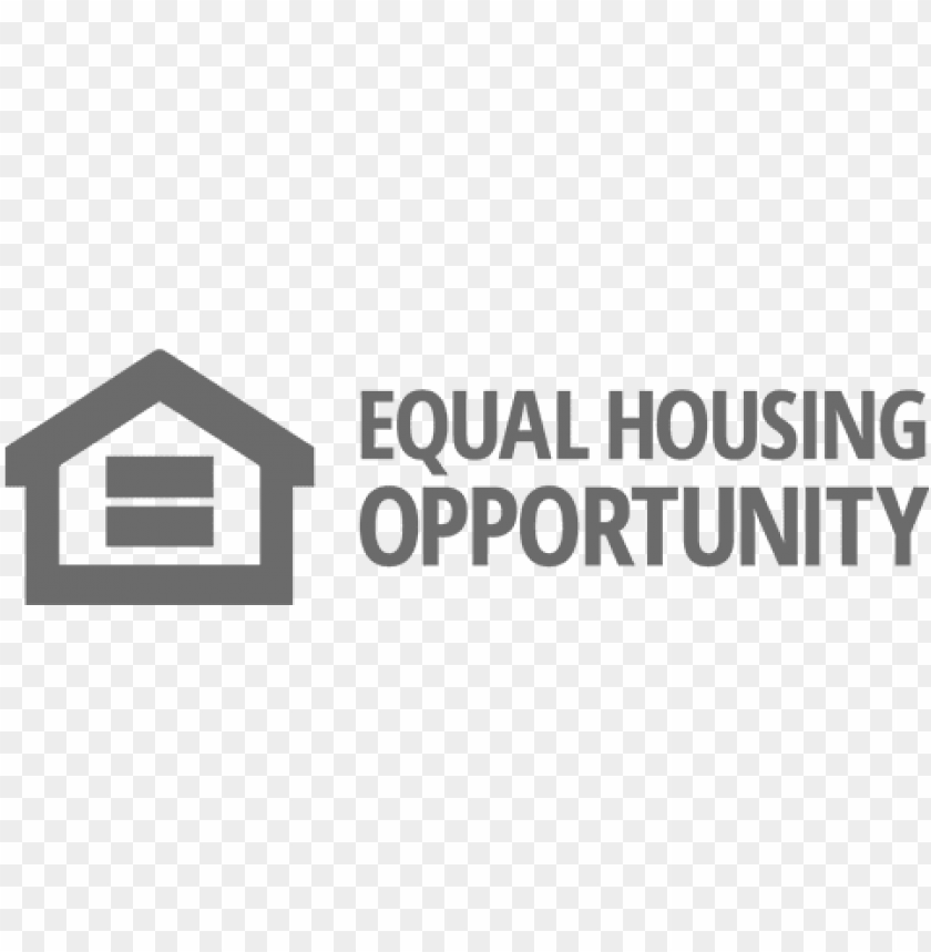Equal Housing Opportunity Png Image With Transparent Background Toppng