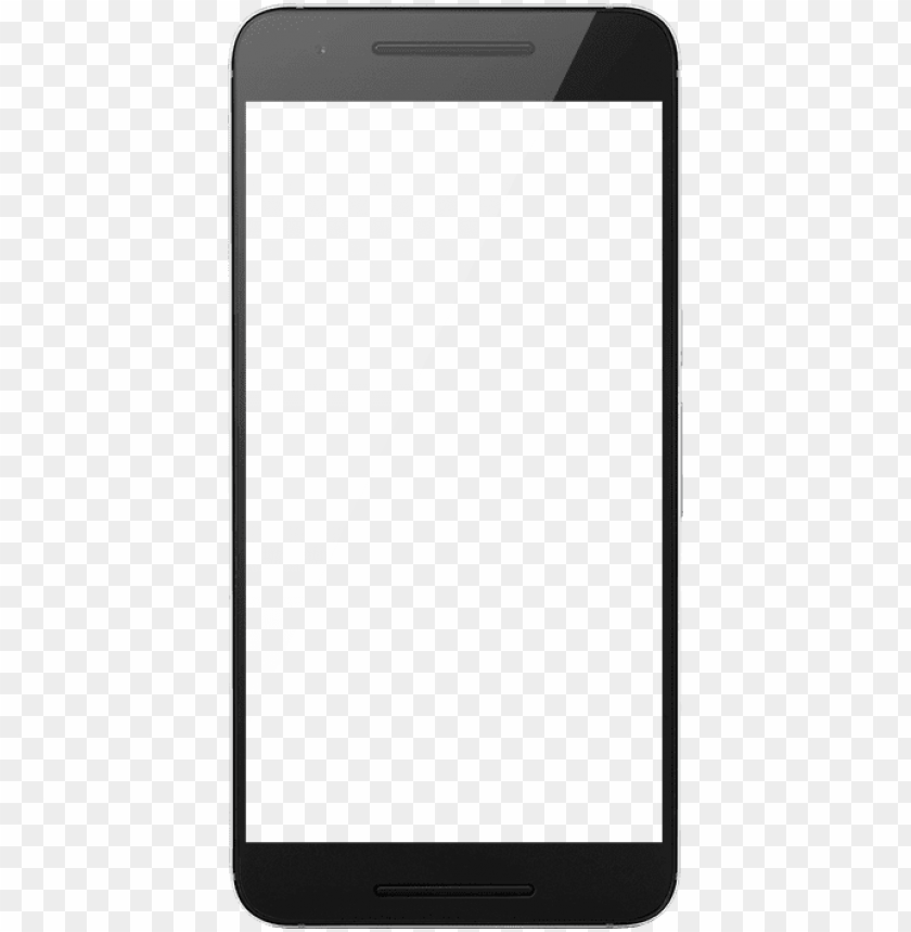 free PNG erie otters mobile app on android - empty phone frame PNG image with transparent background PNG images transparent