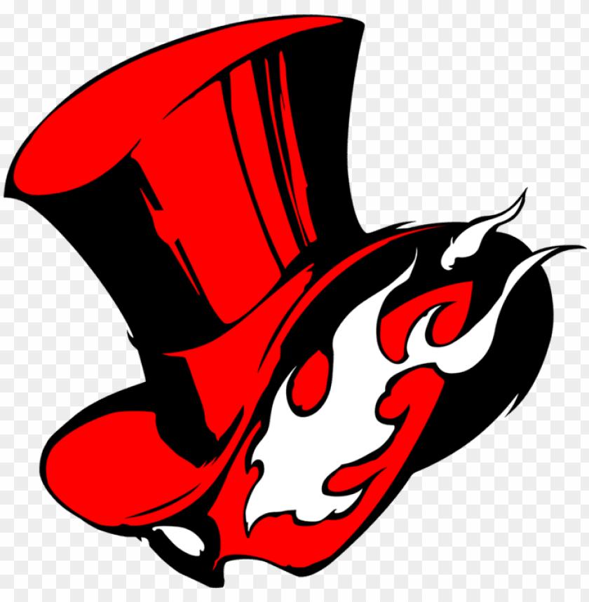 Ersona 5 Hat Phantom Thiefs Logo Png 1080p Persona 5 Phantom Thieves Logo Png Image With Transparent Background Toppng