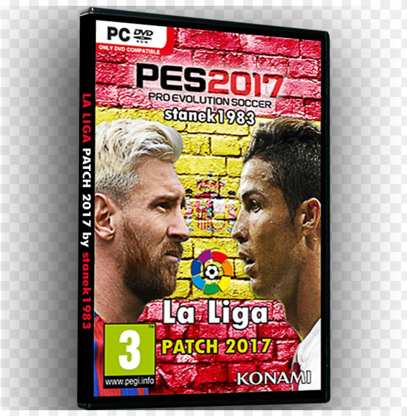 free PNG es 2017 la liga patch v2 - pes 2016 PNG image with transparent background PNG images transparent