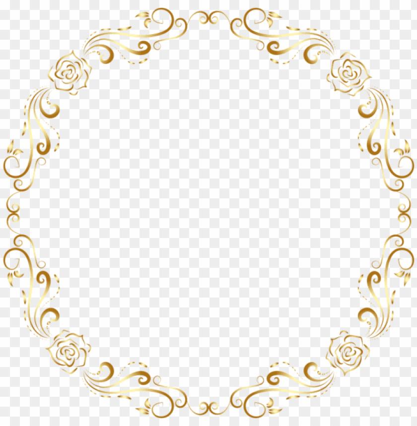 etiquetas redondas - round christmas frame PNG image with