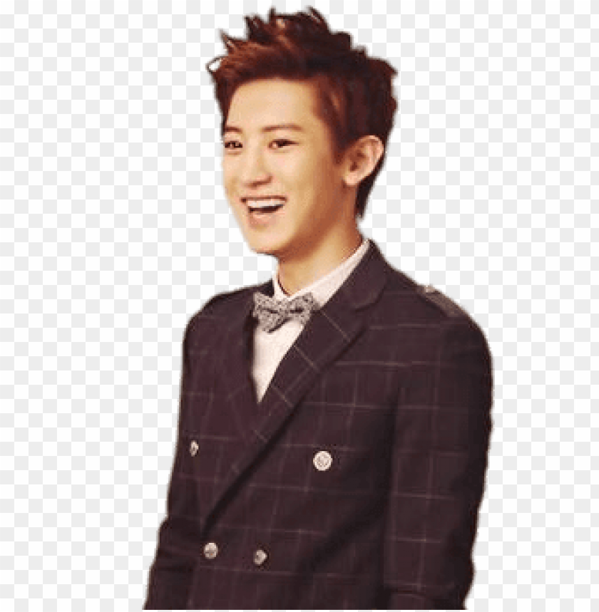 free PNG exo chanyeol laughing PNG image with transparent background PNG images transparent