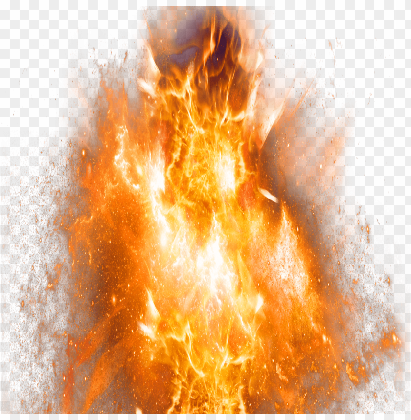 Explosion With Fire Png Png Free Png Images Toppng