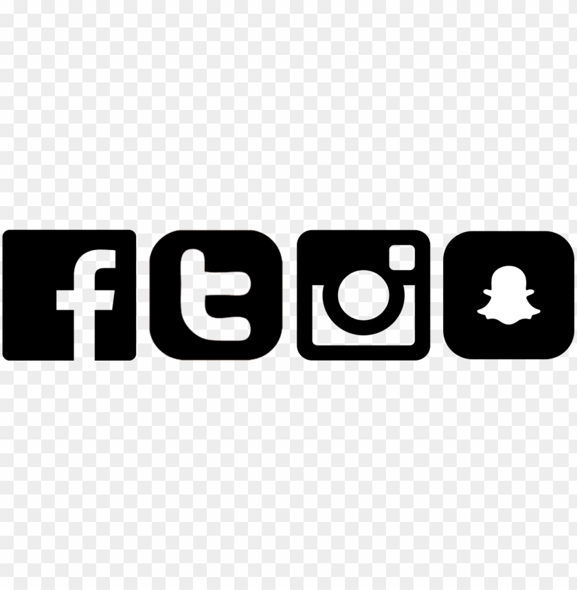 Facebook Instagram Twitter Icon Images, Stock Photos