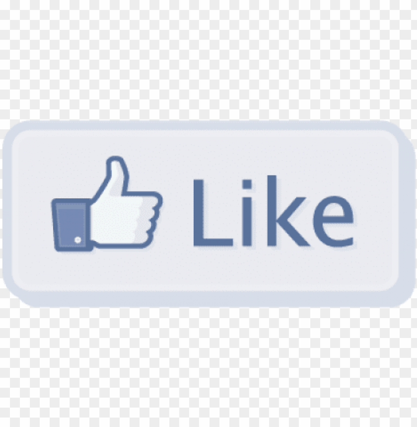 Facebook Like Button Logo Vector Facebook Like Icon Png Free Png