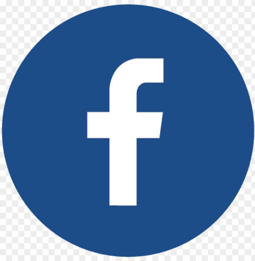 free PNG facebook round logo  transparent background - facebook logo  round png - Free PNG Images PNG images transparent