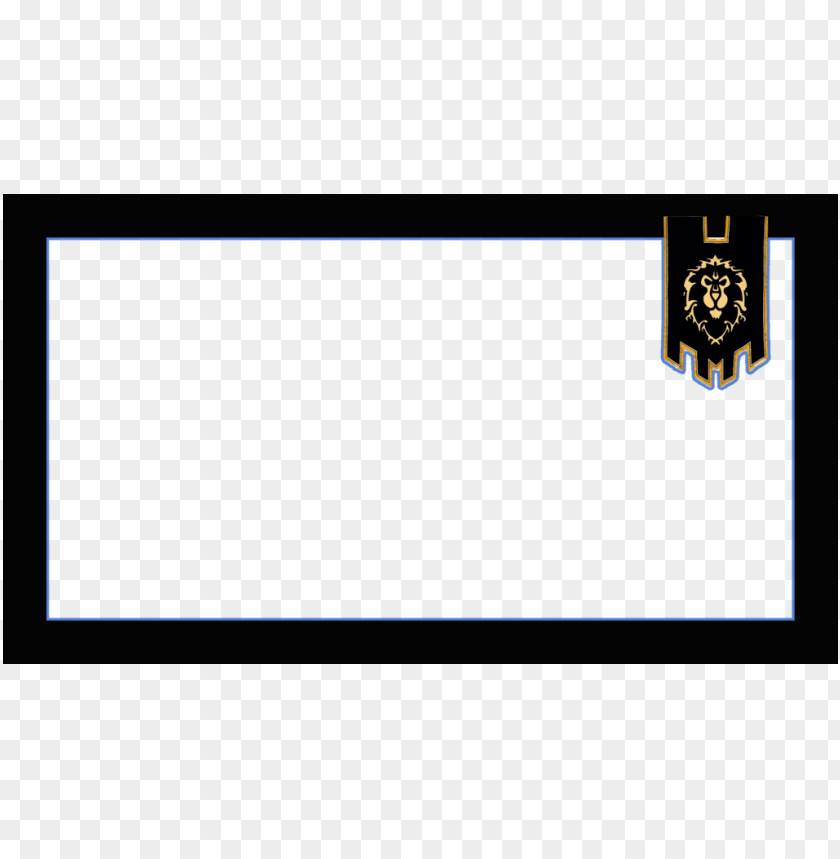 Facecam Borders For Obs Png Image With Transparent Background Toppng