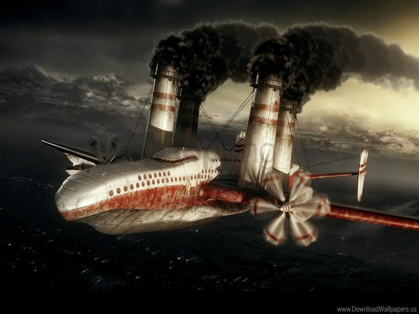 Factory Plane Wallpaper Background Best Stock Photos Toppng