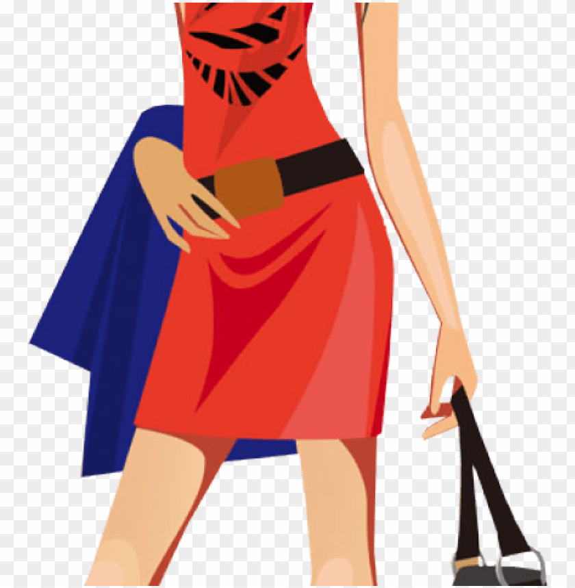 free PNG fashion clipart fashion girl - shopping girl clipart PNG image with transparent background PNG images transparent
