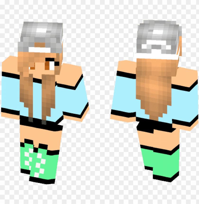 female minecraft skins - illustratio PNG image with transparent