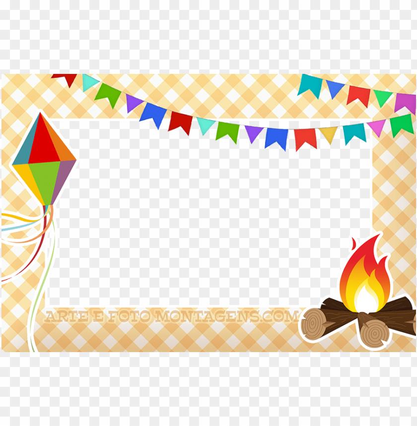 free PNG festajunina balao fogueira - convite festa junina para editar PNG image with transparent background PNG images transparent
