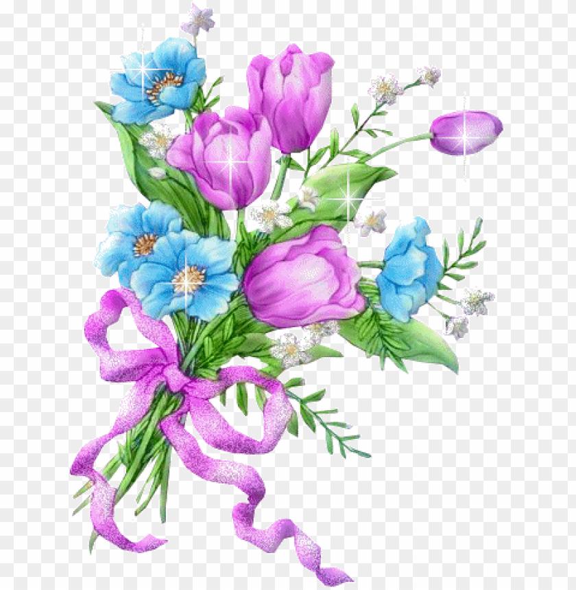 Fiori Colorati Per La Festa Della Mamma Happy Mothers Day Png