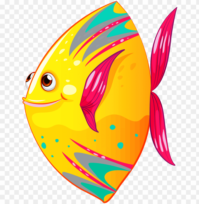 free PNG fish clipart summer - summer fish clipart PNG image with transparent background PNG images transparent