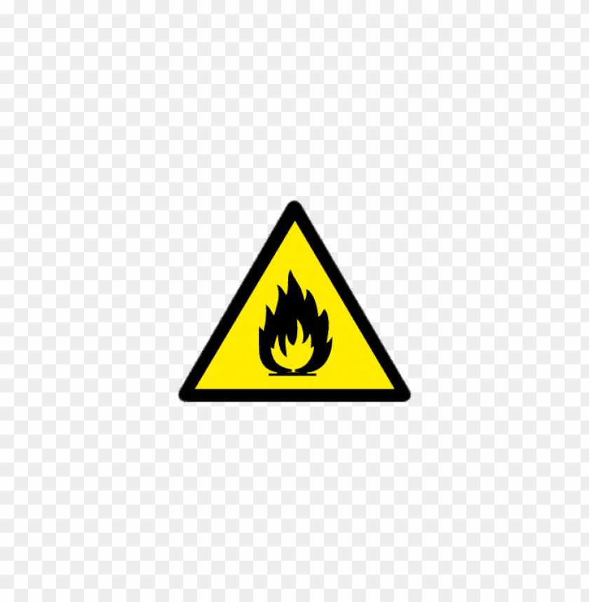 free PNG flammable material safety sign PNG image with transparent background PNG images transparent