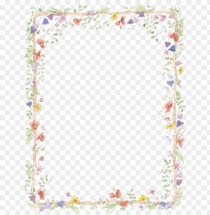free PNG flowers frame colours PNG image with transparent background PNG images transparent