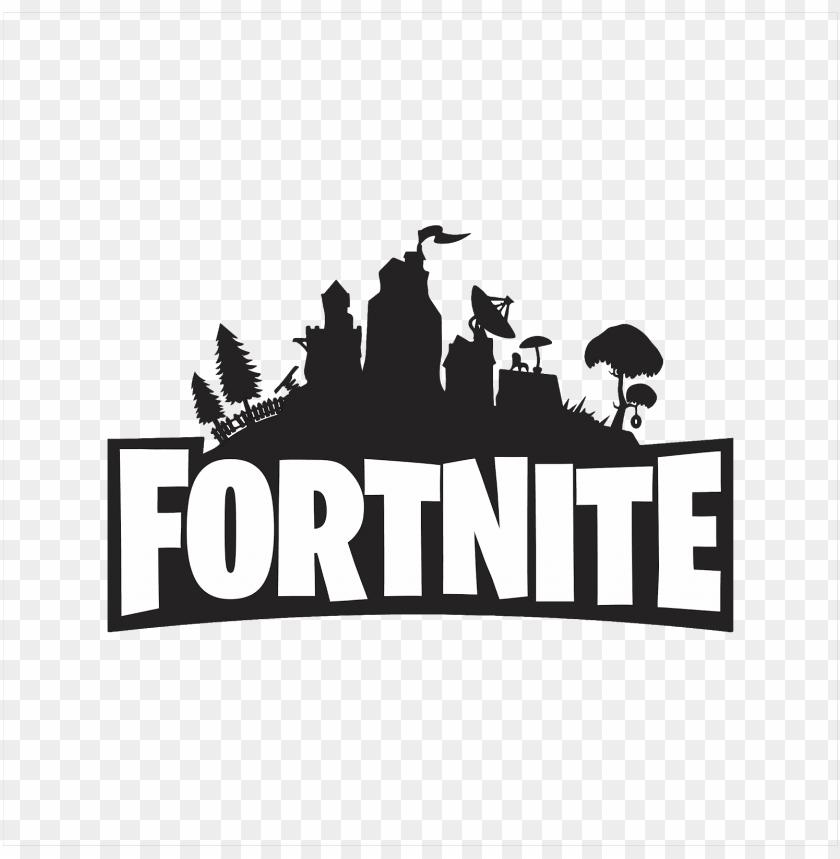 free PNG fortnite logo vector download - logo fortnite PNG image with transparent background PNG images transparent