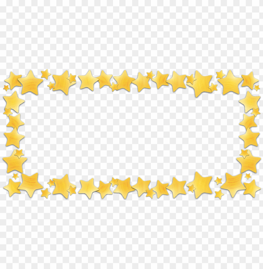 free PNG frame of stars PNG image with transparent background PNG images transparent