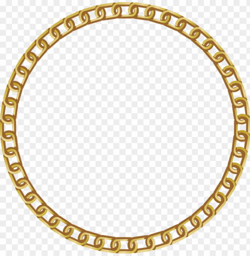 b46027c6a81b free PNG Download frame round gold transparent clipart png photo PNG images  transparent