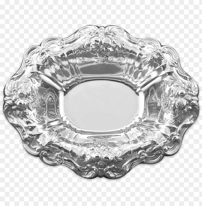 free PNG francis i silver vegetable bowl by reed PNG image with transparent background PNG images transparent
