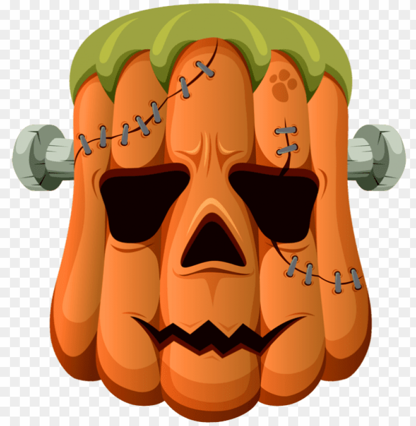 free png frankenstein halloween  jack PNG images transparent