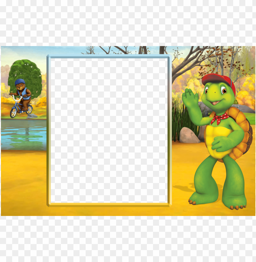 free PNG franklin and friends frame background best stock photos PNG images transparent