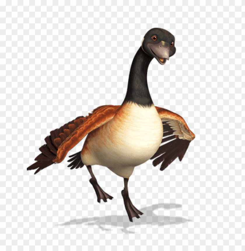 free PNG Download franklin and friends goose clipart png photo   PNG images transparent